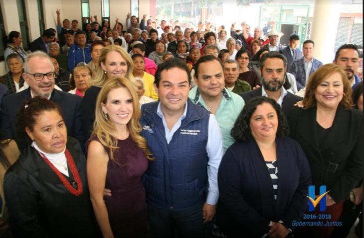 Inauguran Casa de Día del Adulto Mayor en HUIXQUILUCAN