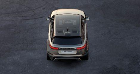 Land Rover revela el nuevo Range Rover Velar