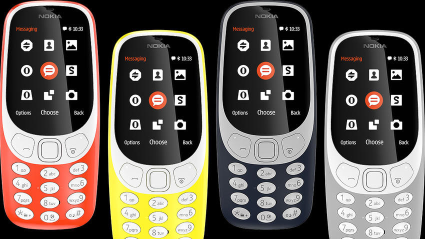 Nokia revive modelo de 'viborita'
