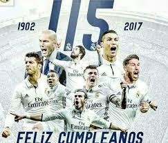 Real Madrid cumple 115 años forjando historias y creando leyendas.
