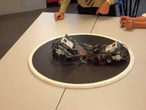 Gran torneo roboticrobotic