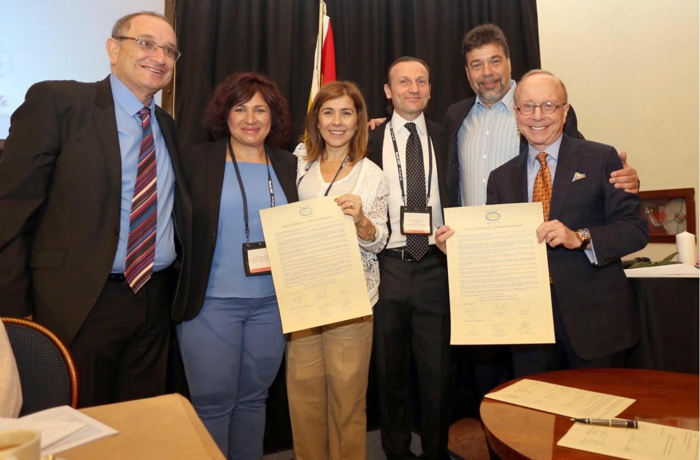 Momento histórico en la reconstrucción de la comunidad judía de España.