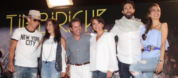 """Alix Bauer esta en """"Juntos"""" con los Timbiriche y te invita a ser parte"""
