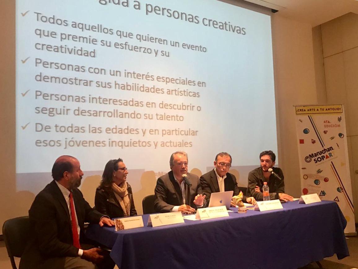 Irene Zundel y David Troice Jurados de certamen para reconstruir el tejido social en México