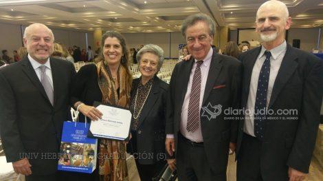 Para la enseñanza de estudios judíos en México y el manejo de las adicciones Nueva Generación