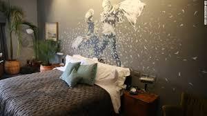 No escojan lados del muro, mensaje de Hotel de Bansky