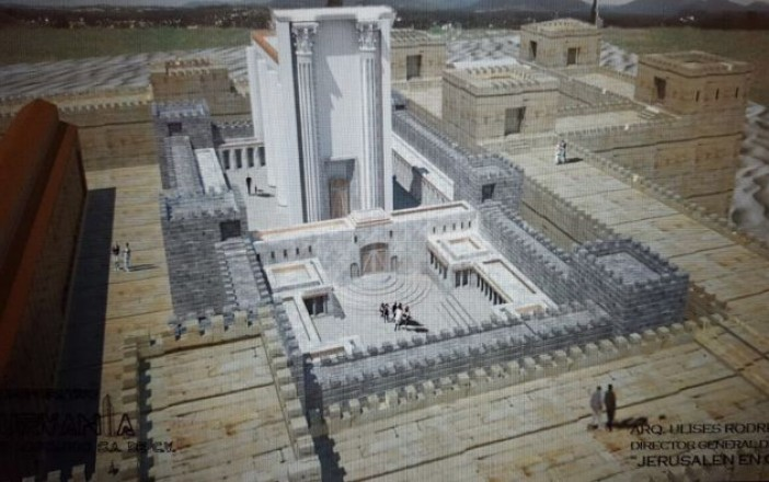 Presentan proyecto 'Jerusalén en Chiapas'