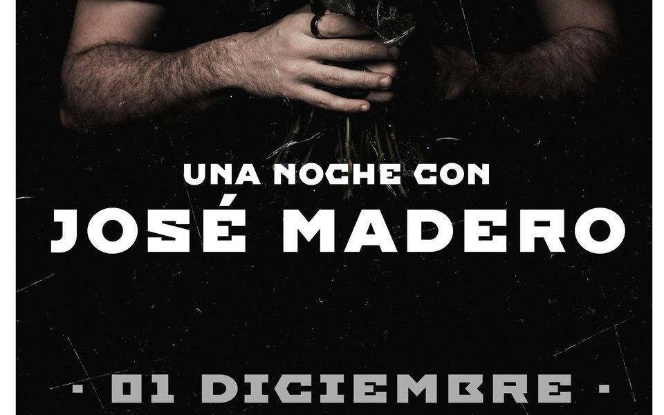 Una Noche con José Madero en la Ciudad de México