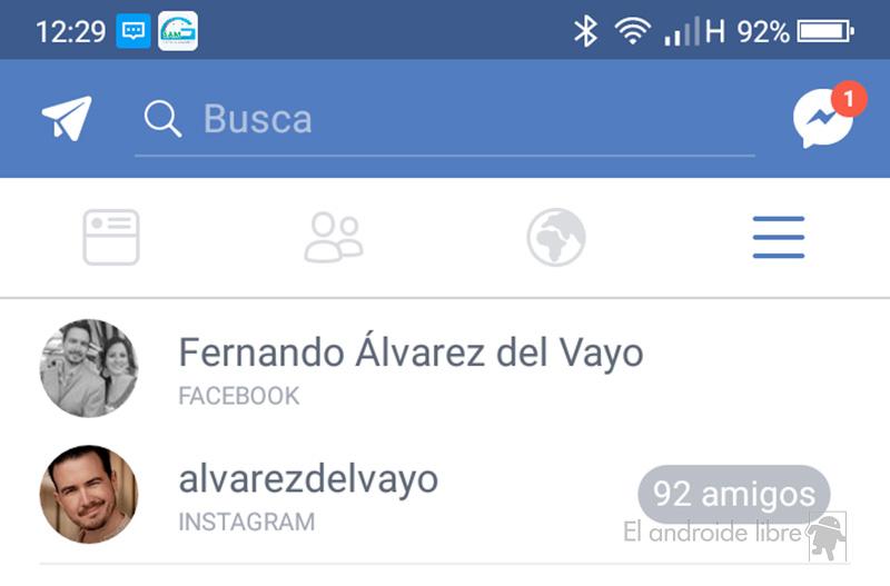 WhatsApp se integra en Facebook con un nuevo botón en el perfil