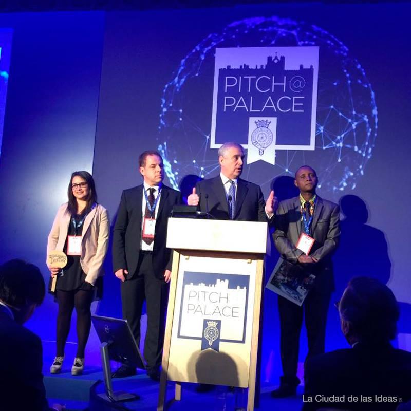 Triunfan en Londres emprendedores de CDI