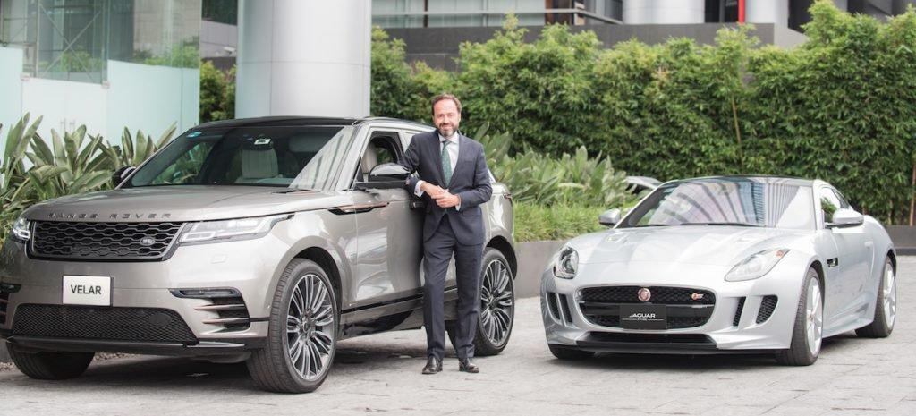 Mejor atención y ventajas ahora Jaguar Land Rover Filial de Distribución