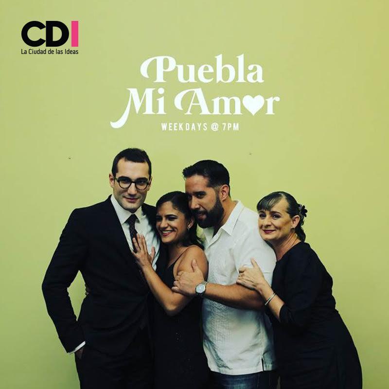 Puebla, Mi Amor: una película dentro de otra película