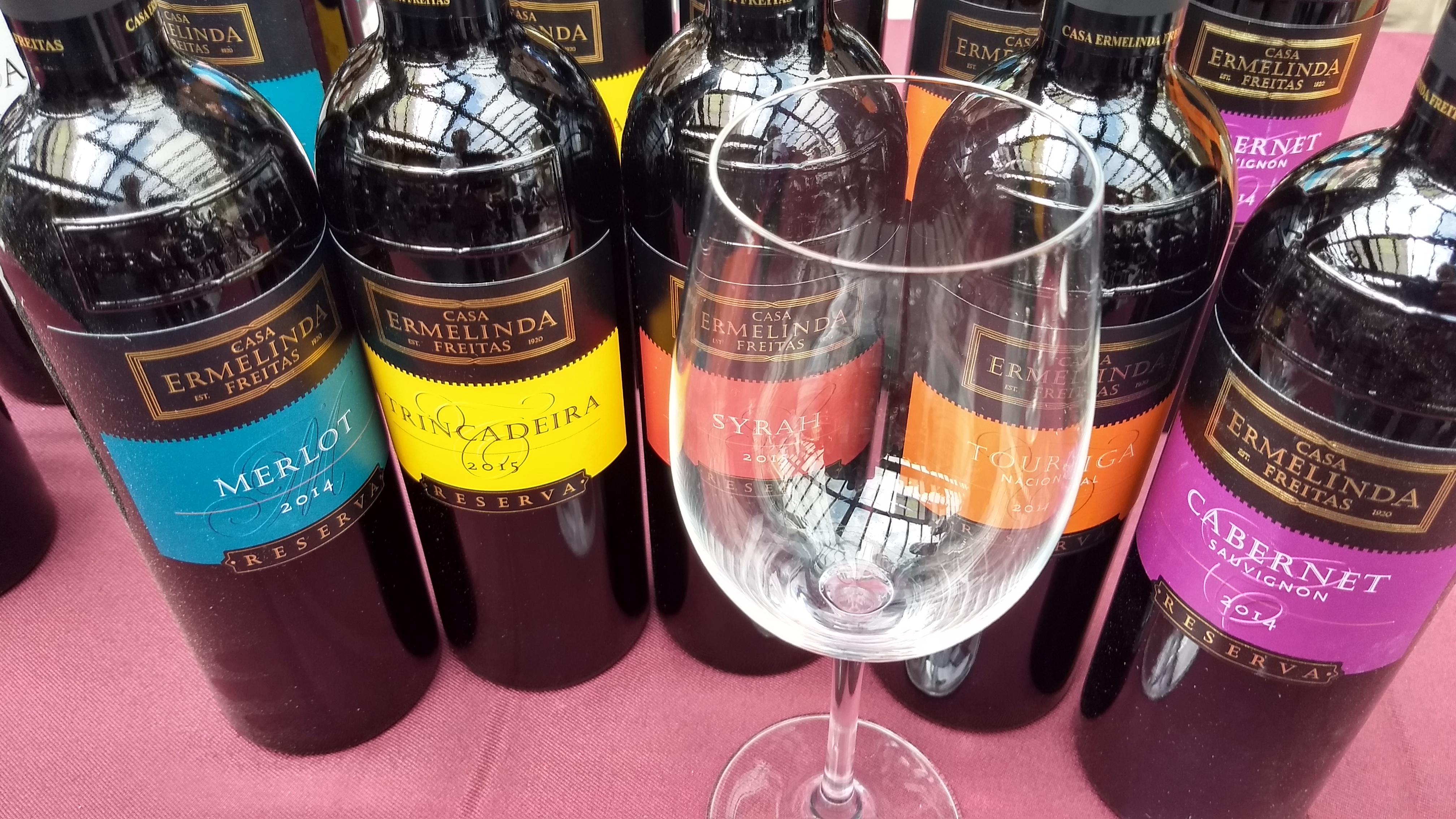 Los Verdes, Los Oportos y una gran variedad de vinos de Portugal ahora en México