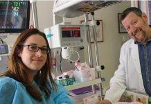 Mazl Tov Abuela y Madre da a luz a su 20vo hijo a los, apenas , 42 años en Israel