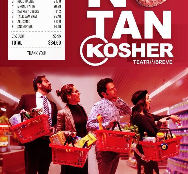 """""""No Tan Kosher"""" Nos toca a todos y cada uno de la comunidad judeo-Mexicana"""