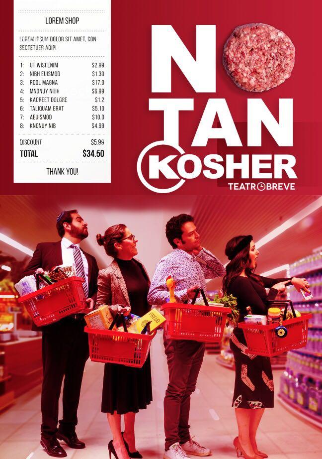 «No Tan Kosher» Nos toca a todos y cada uno de la comunidad judeo-Mexicana