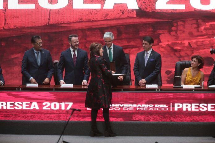 Kadima y Lily Margolis reconocidas por el gobierno mexiquense