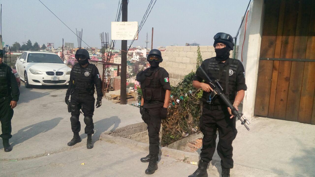 Referente a Hueyetlaco y la seguridad de Huixquilucan