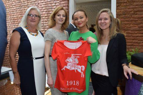 Lituania celebra 100 años y en México recuerdan a la comunidad judía