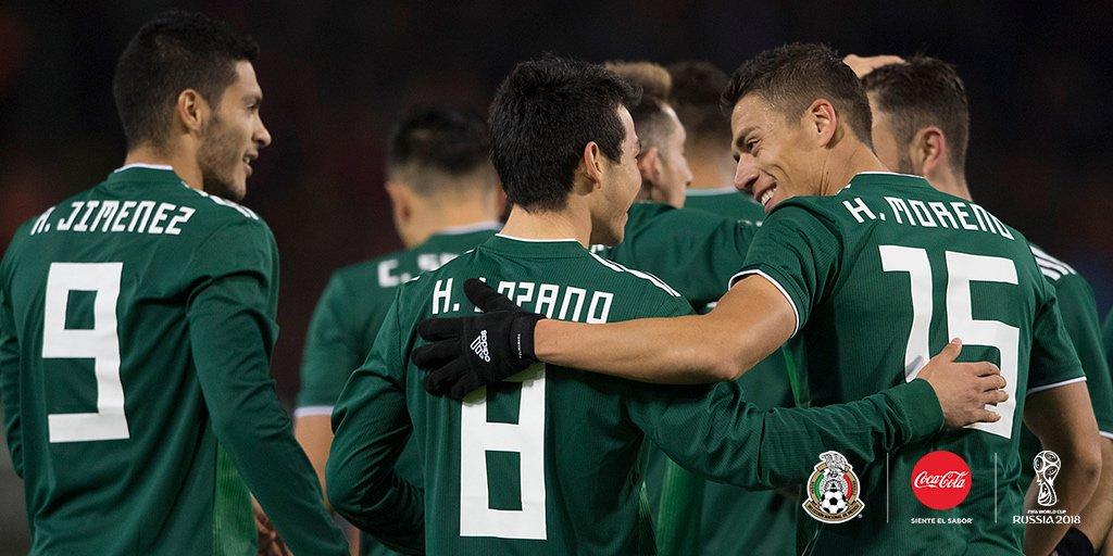 ¿Crees que la selección de Fútbol de México Juega Bien? Descubre tu realidad