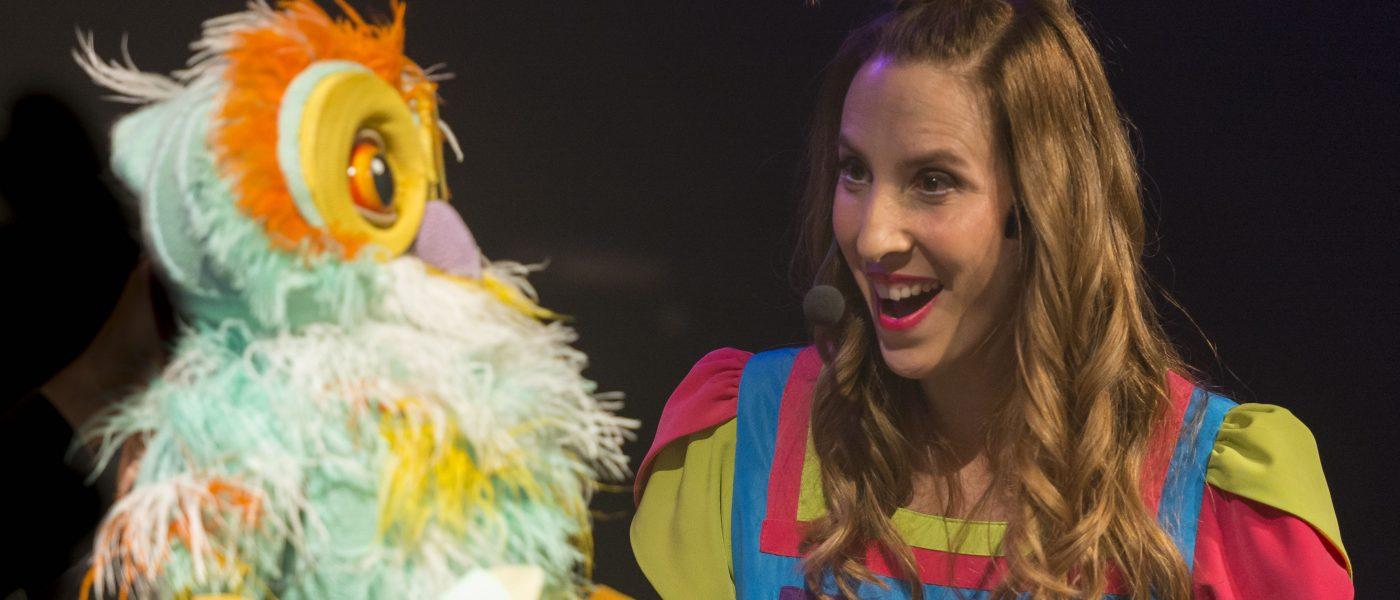 Mariana Mallol Ofrece  el Mejor Espectáculo Musical para Niños