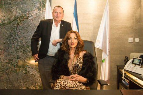 Buenas Noches Europa Eurovision Tel Aviv-Yafo ya esta lista !
