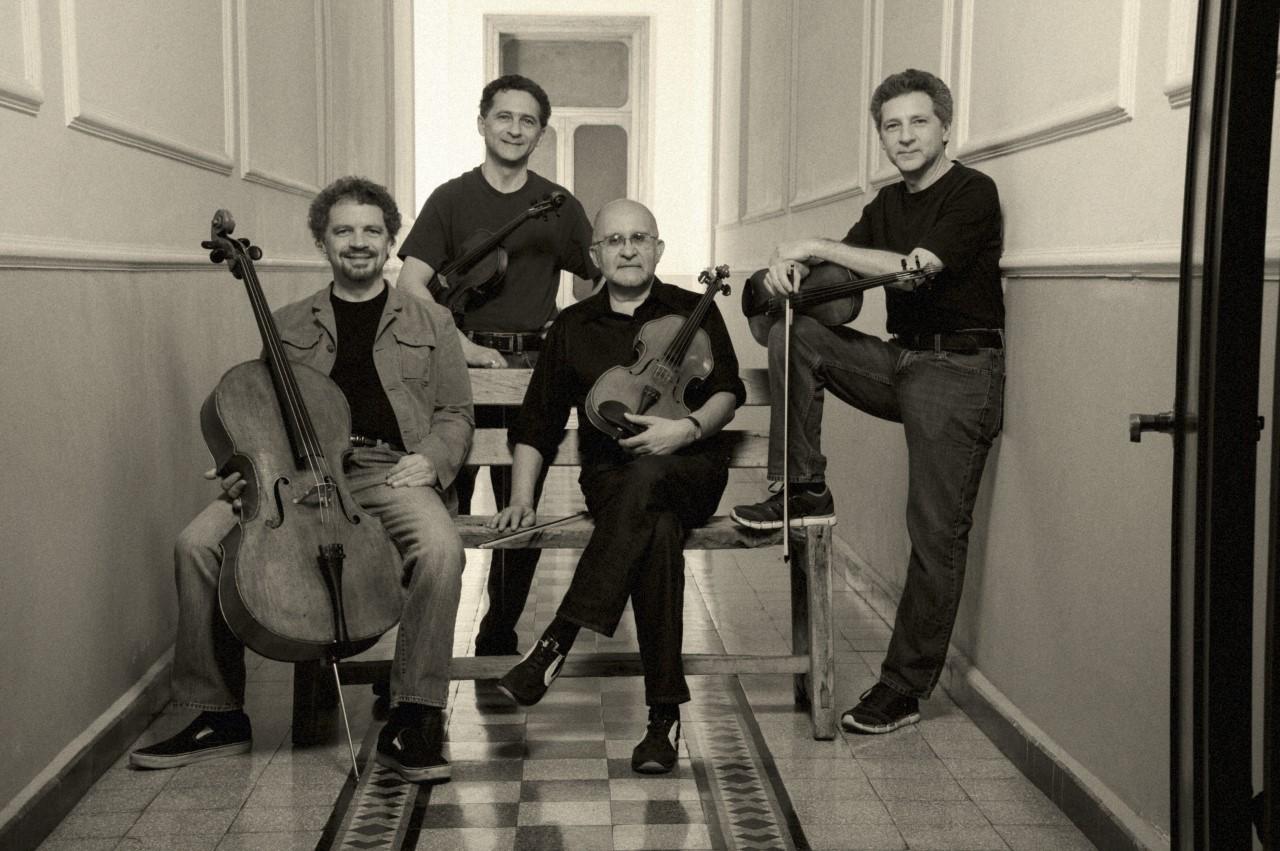 El Cuarteto Latinoamericano presentará en el Cenart el álbum Caleidoscopio
