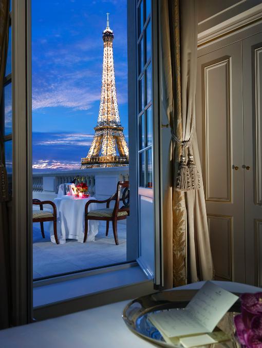 Paraíso en París: Shangri-La