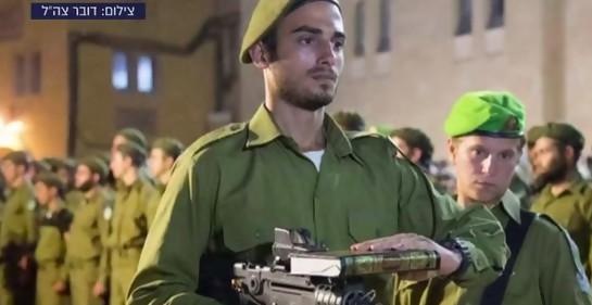 Un joven enamorado de su país. Yahya Mahamid, árabe musulmán, soldado en Tzahal. por Ana Jerozolimski /