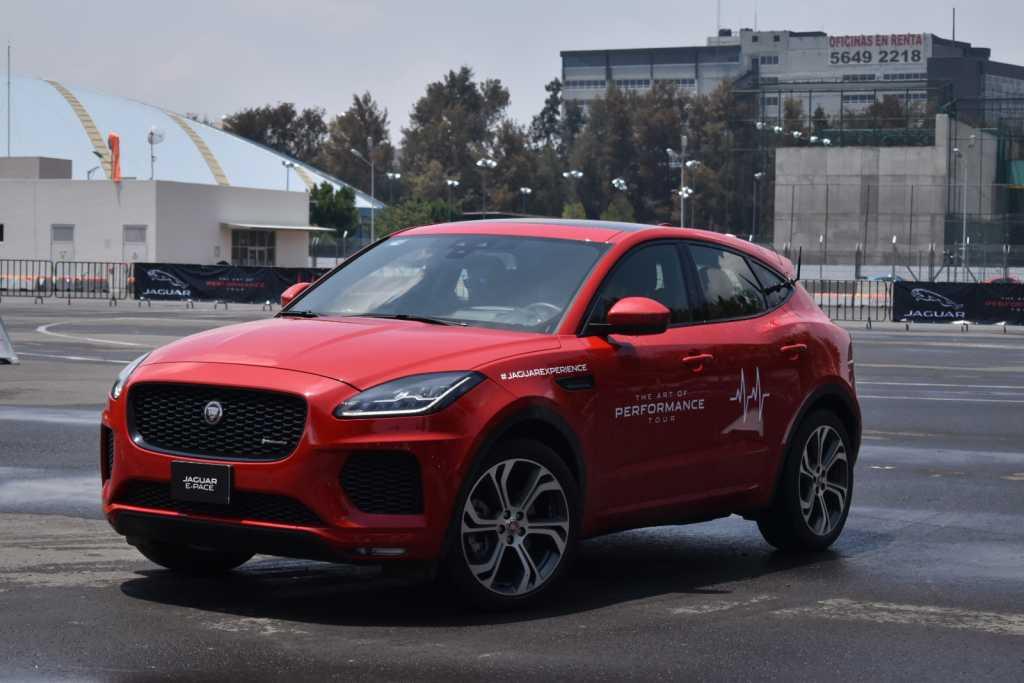 Jaguar I-Pace es galardonado en el IX Gran Premio Histórico de la Ciudad De México