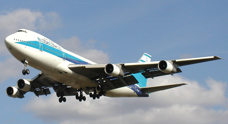 Muere una azafata de El Al tras contraer sarampión en un vuelo desde Nueva York