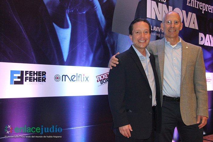 Tel aviv University nos presenta a Fernando Lasky con el tema Melflix