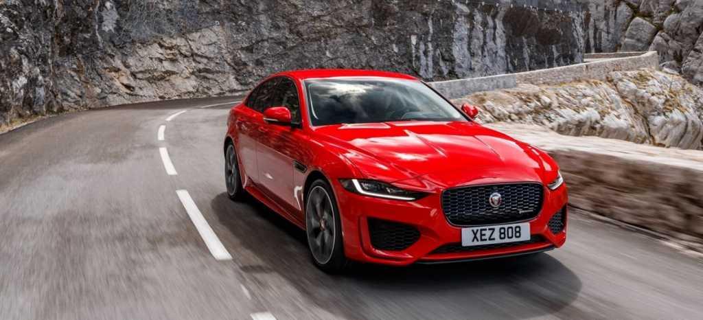 Jaguar XE 2020: Un sedán que respira diseño desempeño y tecnología