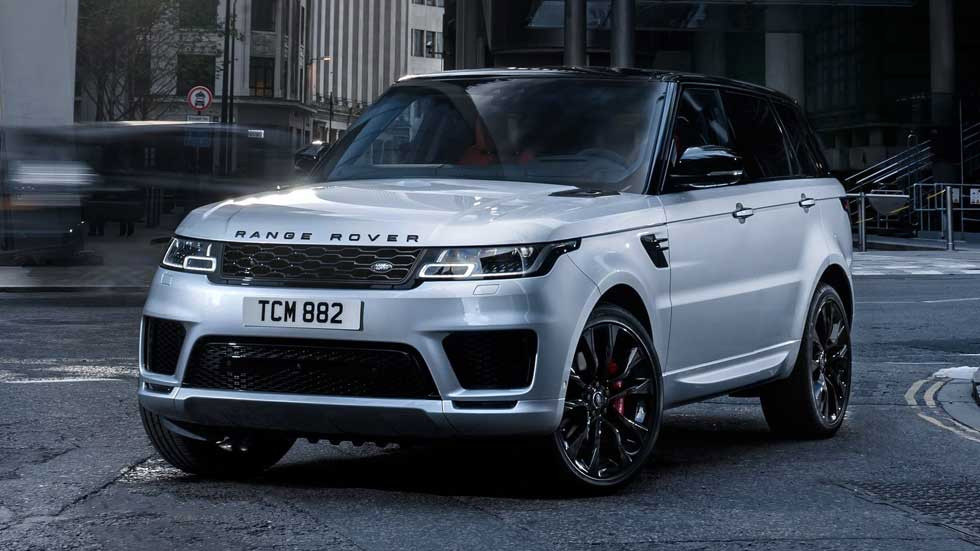 Comienza la comercialización de Range Rover Sport y Range Rover 2020 con nuevos motores