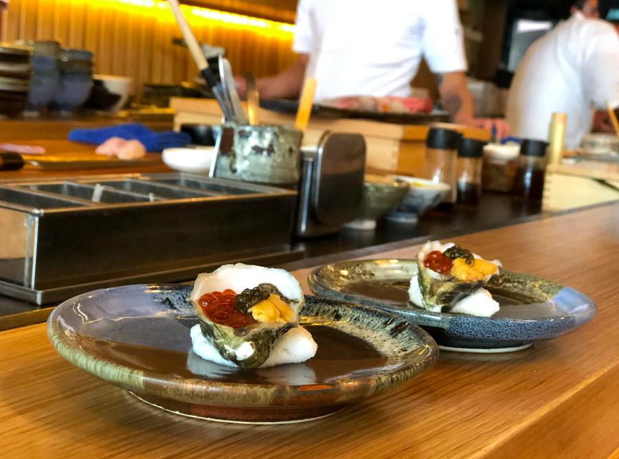 Nueva Joya Culinaria: Sushi Batta