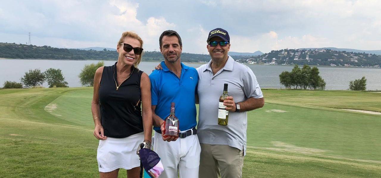 Las Marcas de Lujo Asociadas by American Express juegan Golf en AmanaliCountry Club & Náutica.