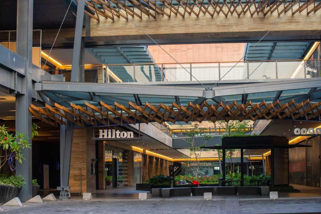 Hotel Hilton en Midtown Jalisco recibe premio de diseño interior