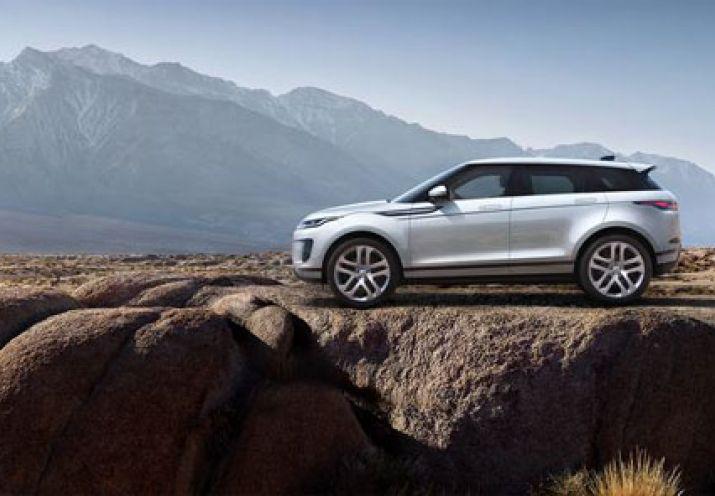 El nuevo Range Rover Evoque gana como el mejor SUV/Crossover en los WWCOTY