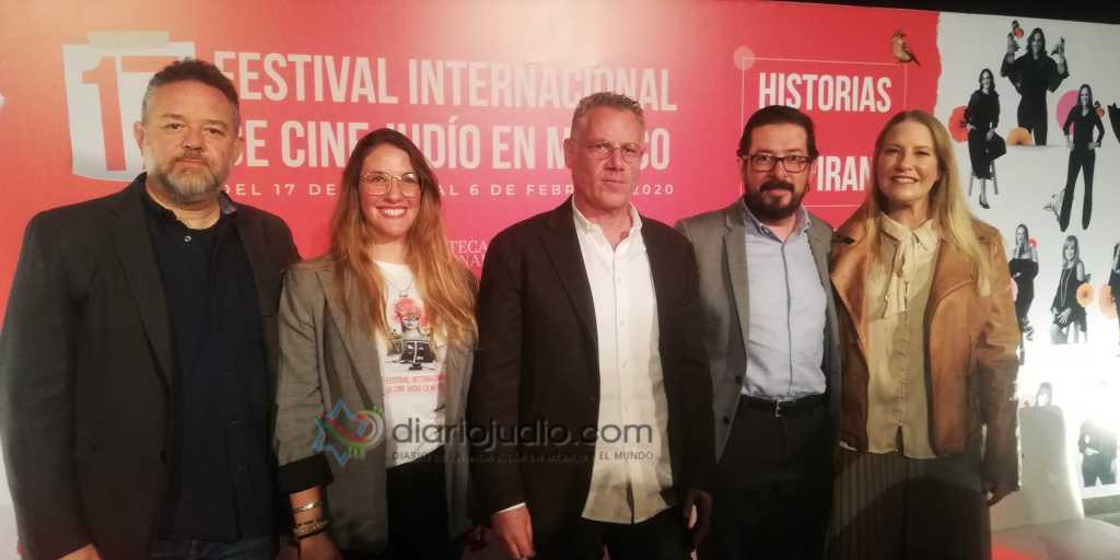 Mujeres judías e «historias que inspiran» en México en el Festival Internacional de Cine Judío en México