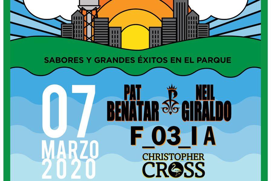 REMIND En el parque  Pat Benatar & Neil Giraldo Fobia, Christopher Cross